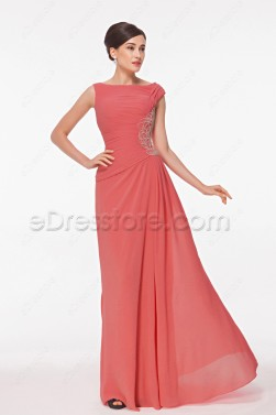 eDresstore | Modest Bridesmaid Dresses in Stylish Designs
