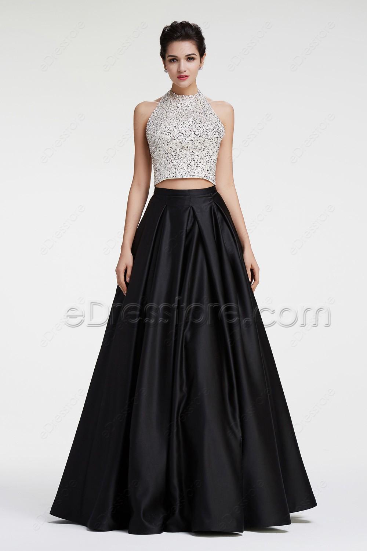 Halter top wedding dress designs