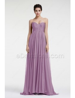 Dusty Rose Maternity Bridesmaid Dresses